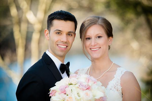 Sarah and Chris