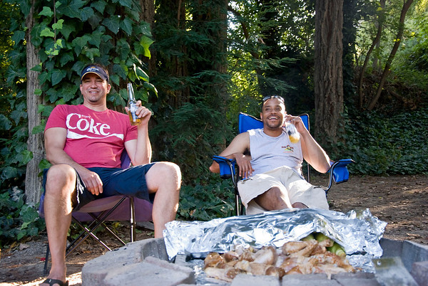 2011 Guernville Camping Trip
