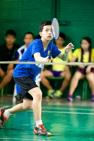 Rizal Regional Badminton Competition 2014 Jefferson Benito