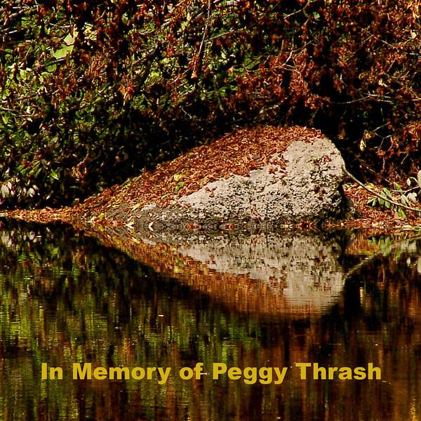 Peggy Thrash