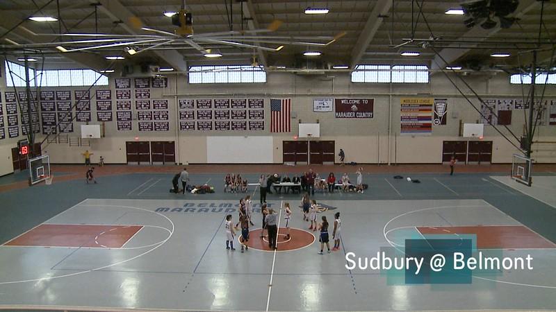 Sudbury @ Belmont