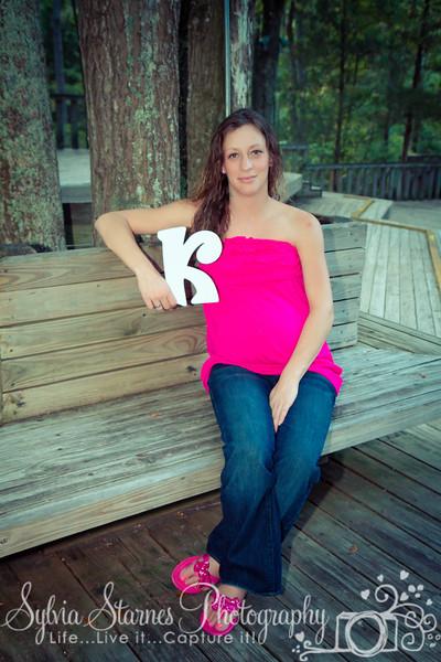 Alisha Garris Maternity