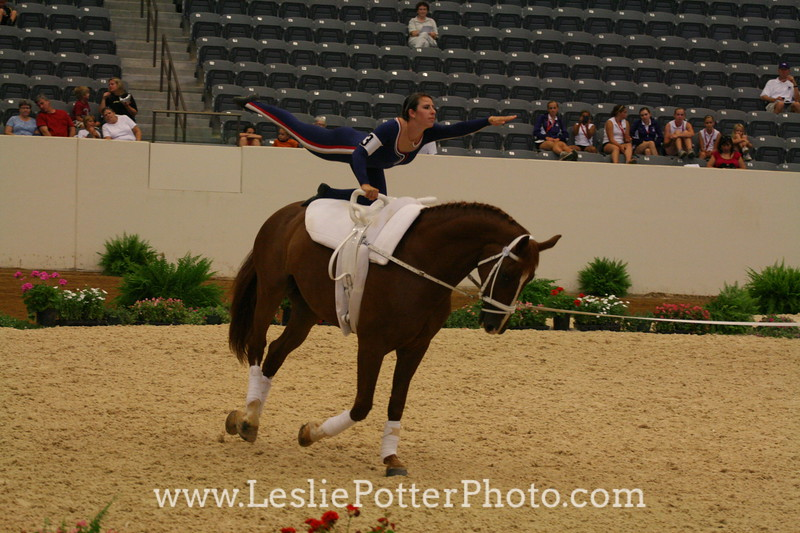 2009 Kentucky Cup Vaulting