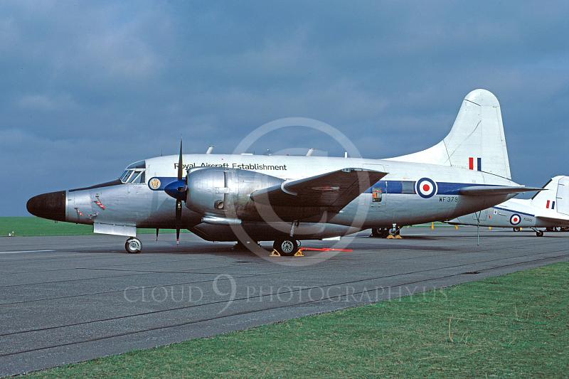 Vickers Viking 00001 Vickers Viking British RAF WF379 October 1978 by Brian Stainer.JPG