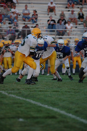 9th Grade Football vs Pius X