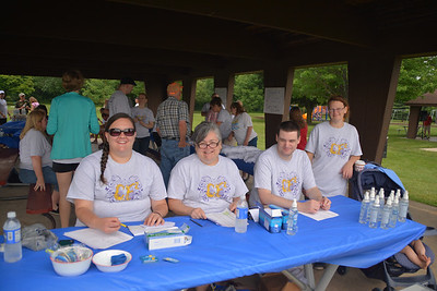 "The 2014 Princeton Walk For Cystic Fibrosis (Great Strides) June 28.   All images in this gallery are available for no charge, simply right click and use ""Save as.""  What great event!"