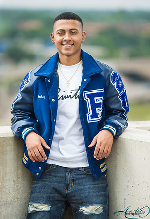 Andre Boone Jr Grad Shoot