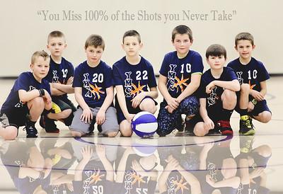 PH Billies 3rd Grade Basketball