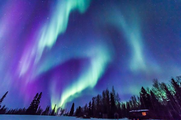Alaska ~ Northern Lights