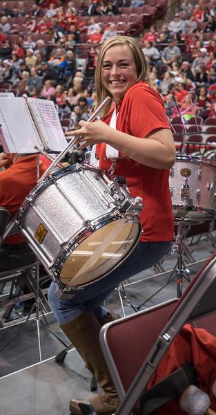 How Snares do SHOUT