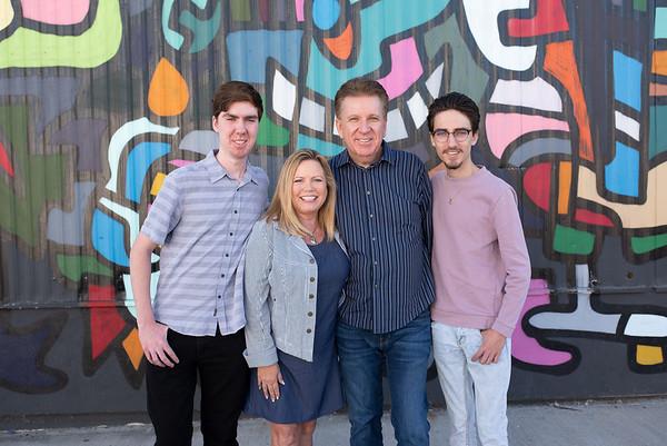 Keegan Family 2019