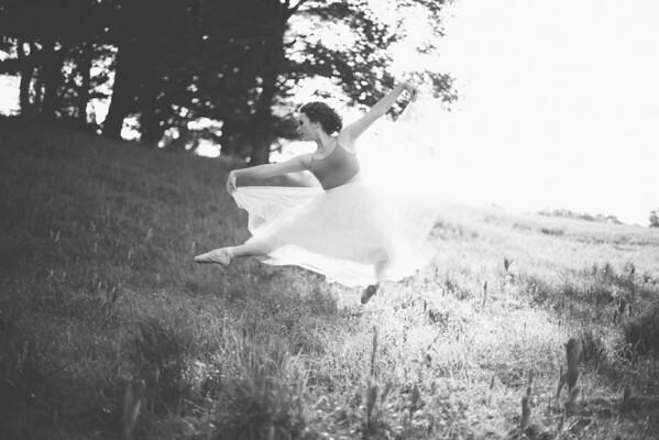 Philadelphia Ballet Photography: Heather