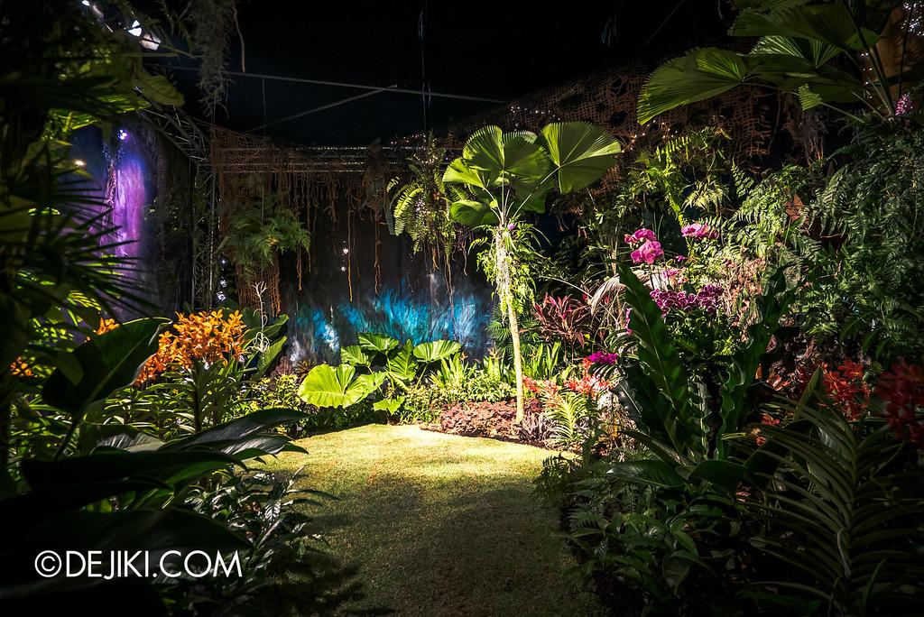 Singapore Garden Festival 2016 - Fantasy Garden - A Garden in a Flower