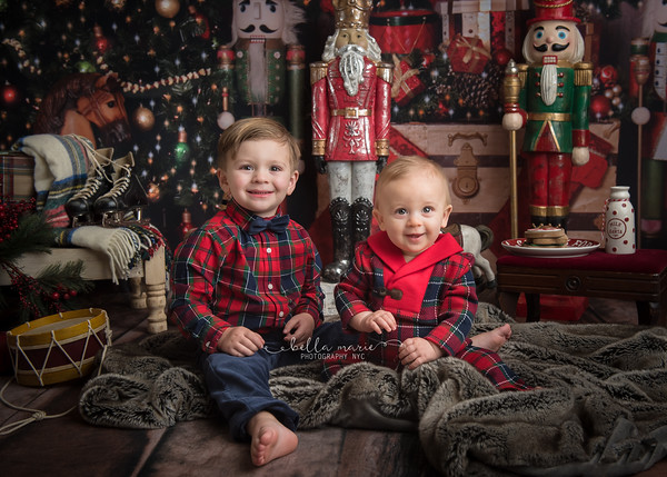 Nierenberg Boys' Christmas