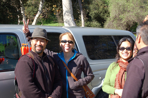 Pasadena Roving Archers Coaching Classes