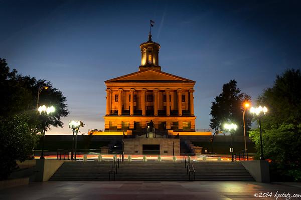2014 Road Trip Nashville - Memphis - St. Louis