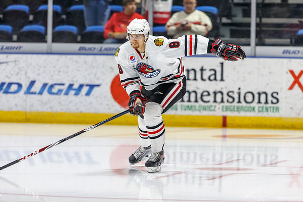 IceHogs vs Marlies 04-18-15