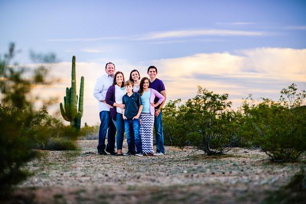 Scoffield Family