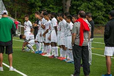 2014-9-16 Bergenfield Soccer V Boys