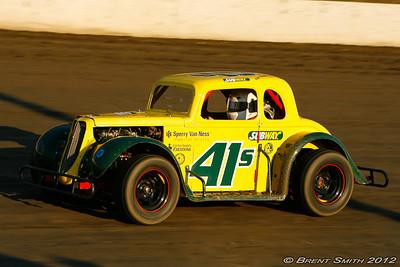 Grandview Speedway October 13, 2012