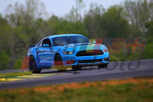 4/21-22 CVT Cobra Track Days & Car Show