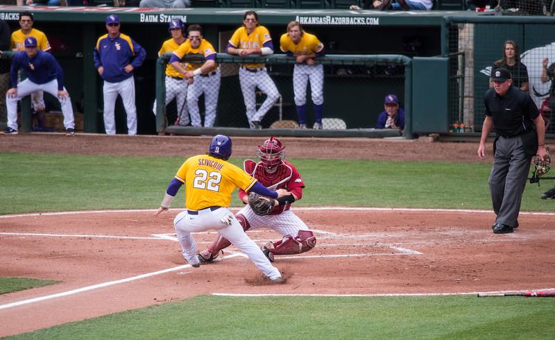 UA vs LSU 3-21-2015