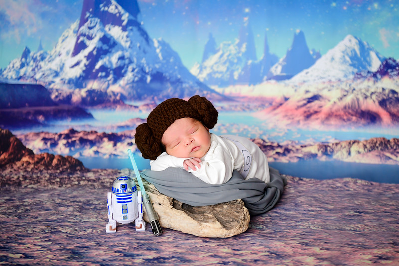 Star Wars Baby Hollywood