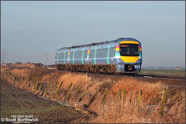 Class 170 (Turbostar): One Railway