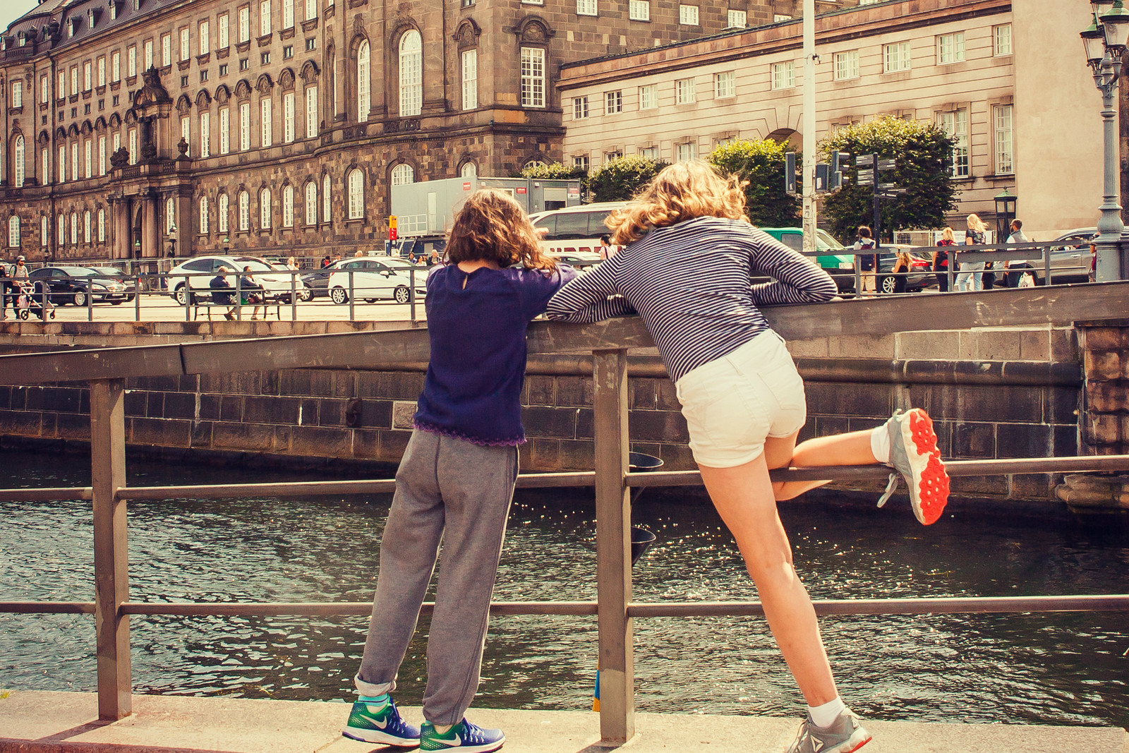 丹麦哥本哈根,生活可以是这样的