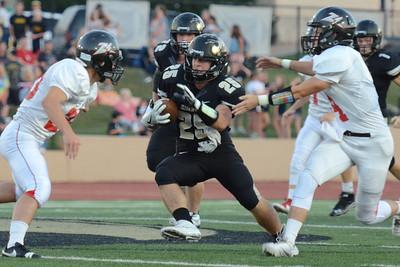 Football - LHS 2016 - West Plains