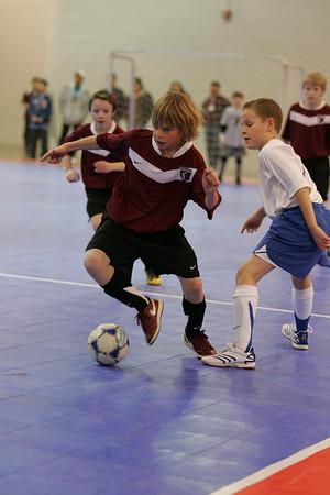 Presidents Cup - Futsal - Rangers 97