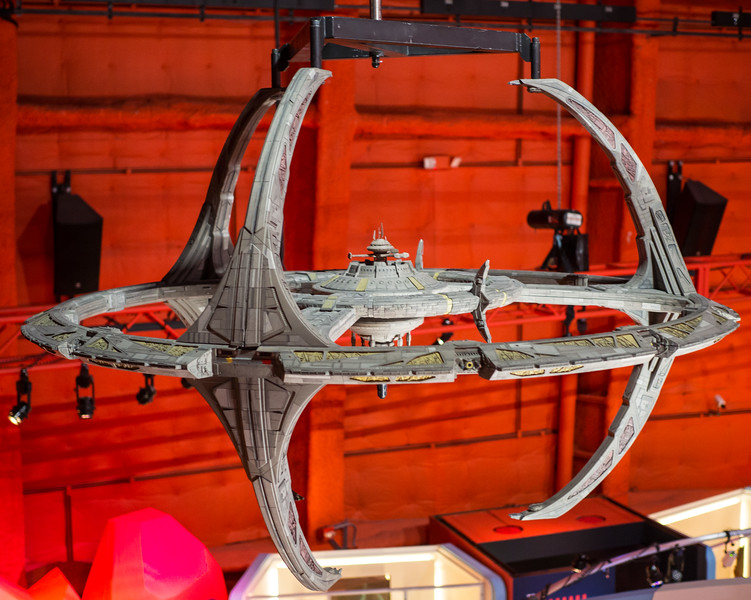 Star Trek expo at EMP Museum, Seattle