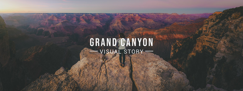 Grand Canyon Visual Story