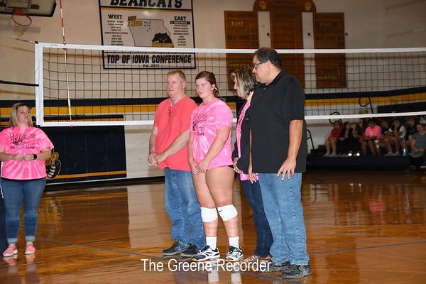 Volleyball vs Rockford Senior Night