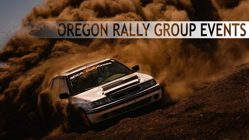 Oregon Rally Group Events ^^