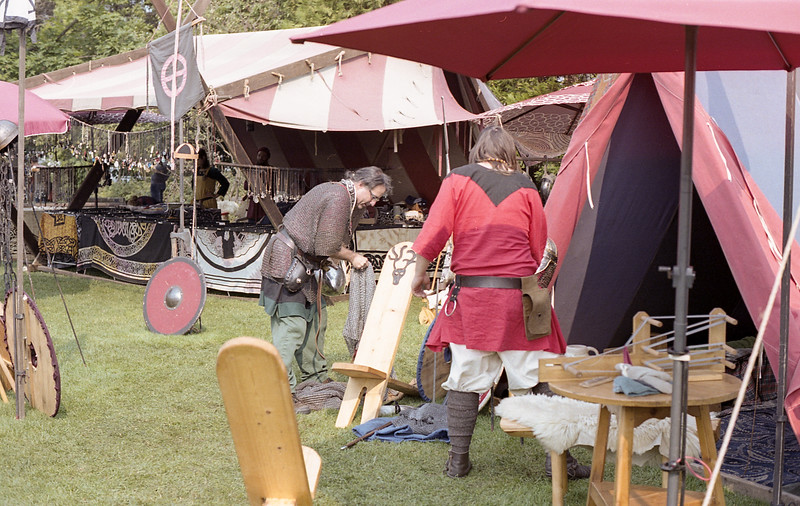 Viking Days at the Nordic Heritage Museum in Seattle, WA