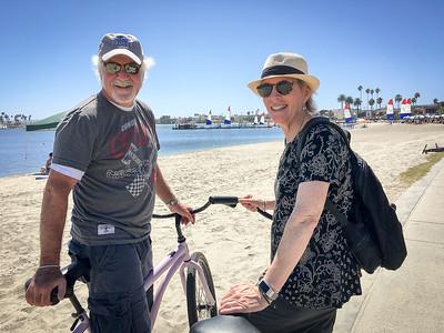 2018 San Diego visit