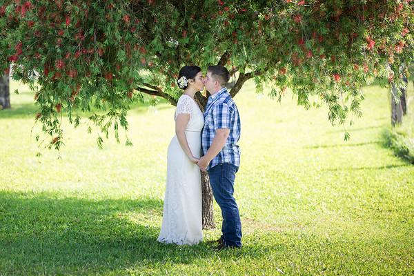 Kaycie + Chance (Wedding)