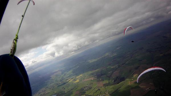 Wether Fell XC flight - 16/4/2012