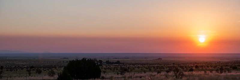 Moriarty, New Mexico Sunrise