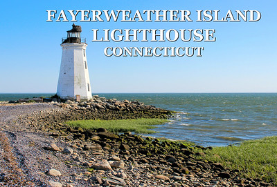 Fayerweather Island Lighthouse, Connecticut