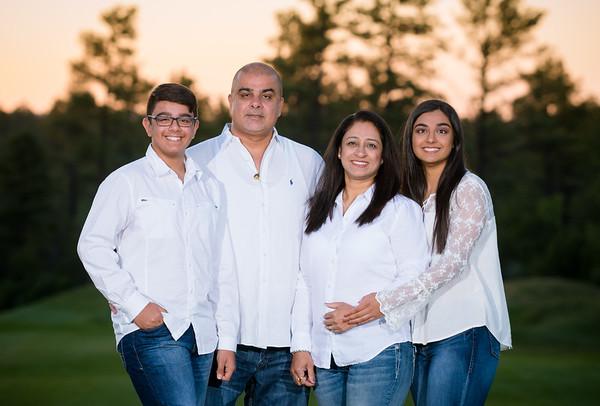 Khanna Family