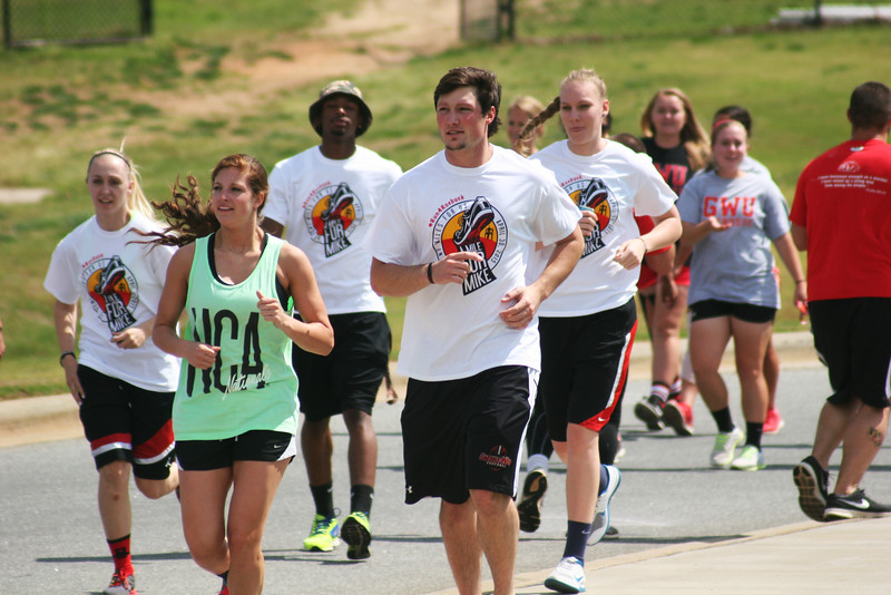 Mile for Mike Run/Walk April 30, 2015