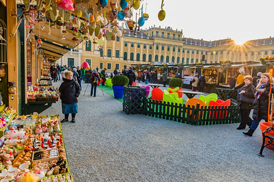 2016-03-10 Easter Market at Schönbrunn Palace