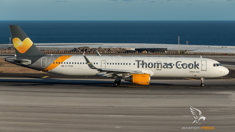 Thomas Cook UK / Airbus A321-211(WL) / G-TCDN
