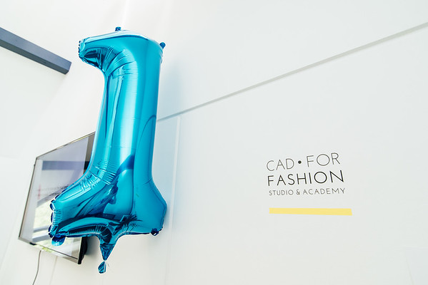 CAD for Fashion 1 Anniversary