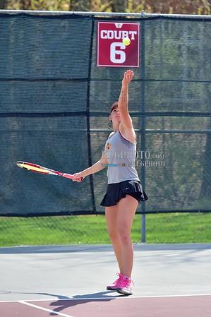 ISU Tennis vs OK State 04/17/15