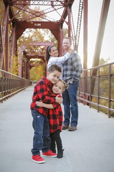 Allia & Kyle {Family Session 2018} Boise, Idaho