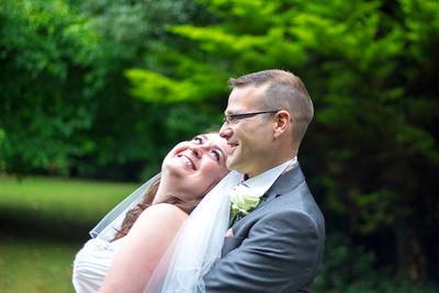Lianne and Ben's wedding