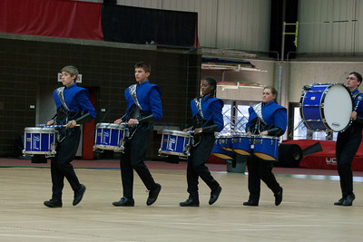 Raytown - Indoor Percussion
